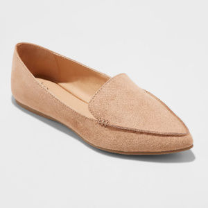 Women's Micah Pointy Toe Loafers - A New Day™!